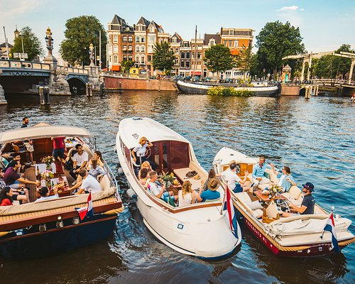The Pure Boats collection of boutique electric canal cruisers.