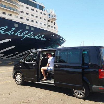 Agadir Tours -Excursion Agadir - Stadtrundfahrt