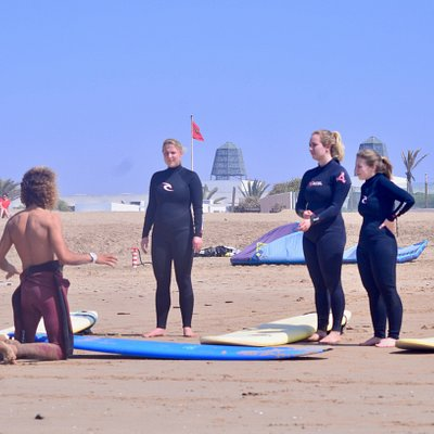 surf lessons - surf camp Morocco