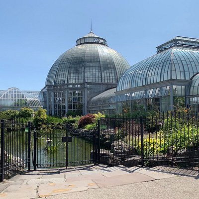 The conservatory