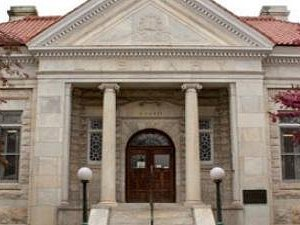This is Lee Library. The photo used for the ICON is actually a restaurant at 51 Park St.