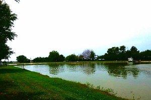laghetto di pesca sportiva ai Durandi