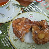 The best Apple Fritters around.