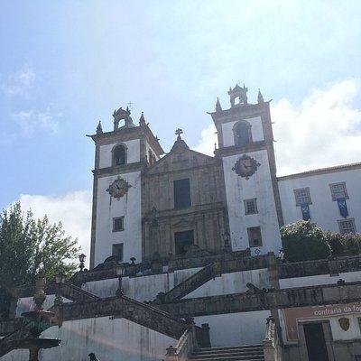 Het museum in Santa Maria Da Feira