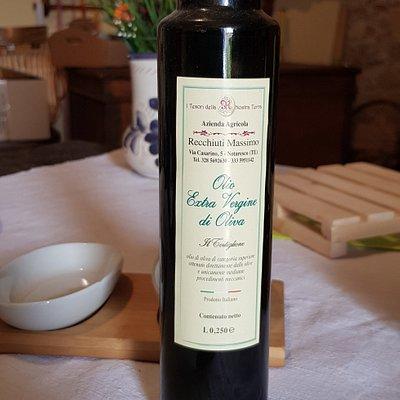 Il nostro Olio Extravergine d'Oliva - Il Tortiglione