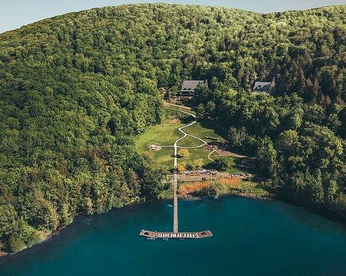 BALNEA spa - notre domaine (vue aérienne)