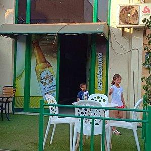 Okabvango Sports Bar