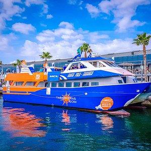 Nuestros Ferries a Isla de tabarca