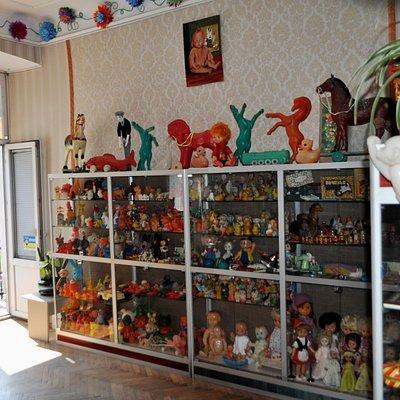 lviv toy museum