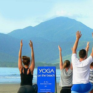 Yoga on the Beach - in the heart of Port Douglas