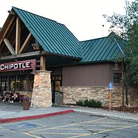 Chipotle offers a great meal with great atmosphere.