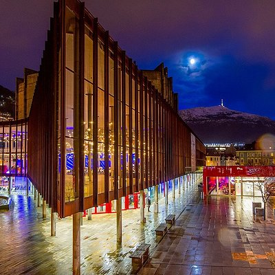 Bergen National Opera is located in Grieghallen, Bergen, Norway. The hall also is also the home of our main partner, Bergen Philharmonic Orchestra.