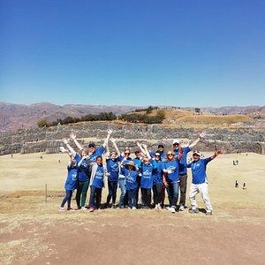 Sacsayhuaman Cusco Tour With Peru Spirit Adventure