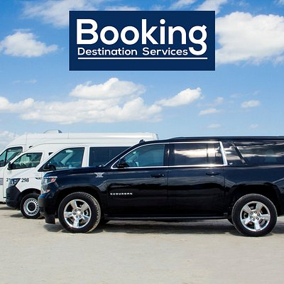 Booking Destination Services  7 USD Shuttle Nearby Airport