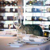 Salle du Restaurant Gastronomique