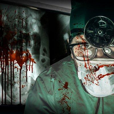 חדר בריחה רוצח הרנטגן