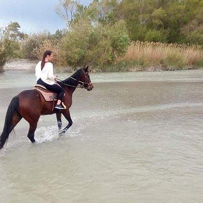 Passeggiata lungo il fiume Alcantara
