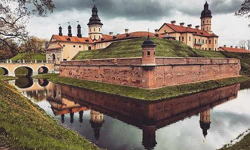 Nesvizh castle private tour from Minsk
