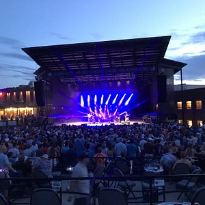 Greensky Bluegrass at Charlotte.