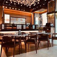 Lets sit with kenji @ Sumo Sushi & Bento Kuwait