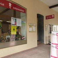 Tourist Information à St.Peter
