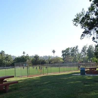 Sector béisbol North Weddington Recreation