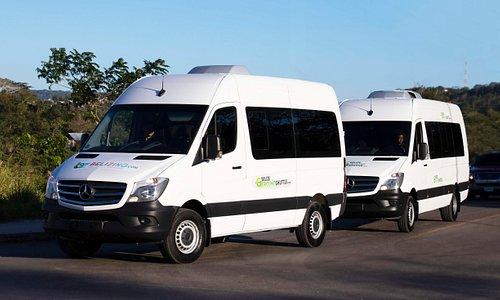 Premiums vans.