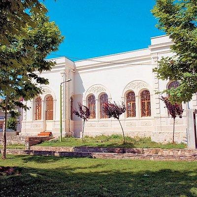 Μαυσωλείο Γαζή Εβρενός Γιαννιτσά Mavsoleum Ghazi Evrenos Giannitsa