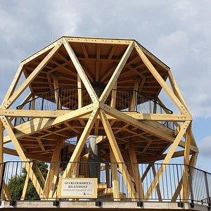 Guckler Karoly Lookout Tower