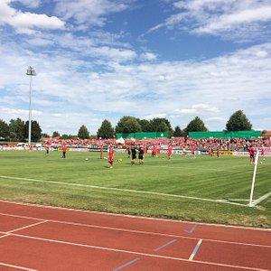 Fußball - VfB Germania Halberstadt