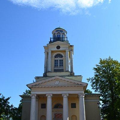 Храм лютеранский