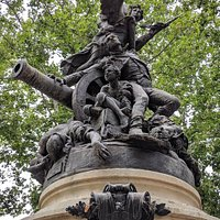 Monumento al Pueblo del Dos de Mayo de 1808