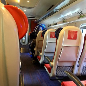 Virgin trains going