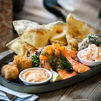 Fabulous sharing platters on offer