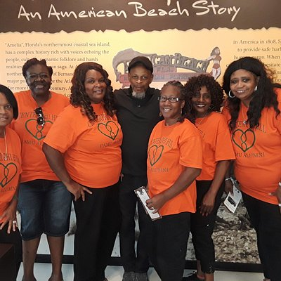 A FAMU girl trip to American Beach Museum! we received An up close and personal black history lesson.
