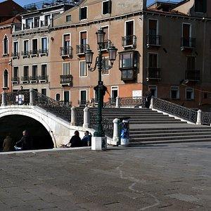 Ponte della Ca di Dio from Riva Ca di Dio