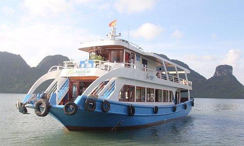 Vietnam tonkin cruise