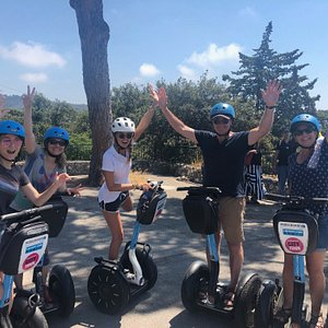 2h Segway tour in Nice