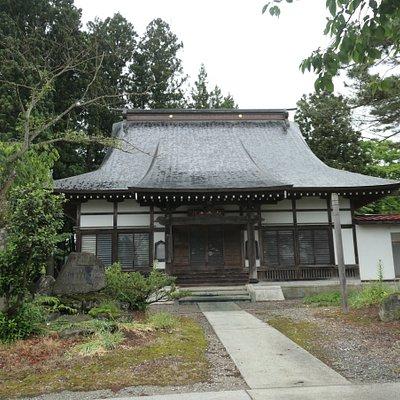 山形県西川町にある寺院です。