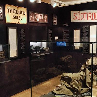 Ausstellung «BAS — Opfer für die Freiheit»