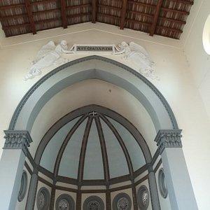 Parrocchia di Santa Maria Assunta, Марина-ди-Пиза, июль.