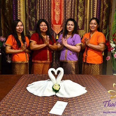 Thai Smile - Salon masażu tajskiego - Thai massage salon