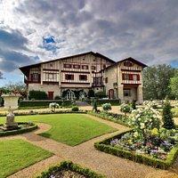 Villa Arnaga - Cambo-les-Bains - Pays basque