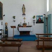 Un gioiellino benedetto da Papa Giovanni Paolo II . Una sosta spirituale  in un luogo fantastico.