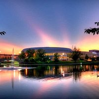 The VBC sits in the heart of downtown Huntsville, Alabama and overlooks Big Spring Park.