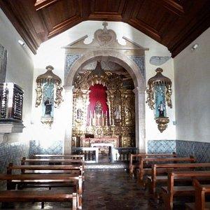 Another view of the Igreja e Mosteiro de Nossa Senhora do Monte Serrat in Salvador.