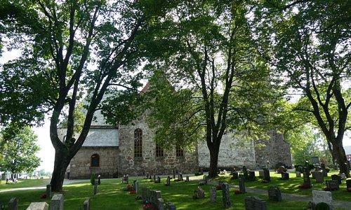 Skedsmo Kirke i Skedsmo