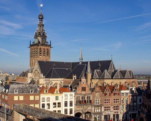 Stevenskerk seen from the city center  ©SJALOT-ontwerp