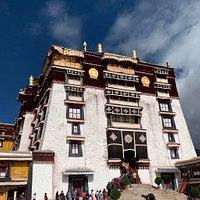 Tibet Gyangze Stupa @ Tibet Tour per person USAD 1385. And Tibet tour Departure every Saturday 2019