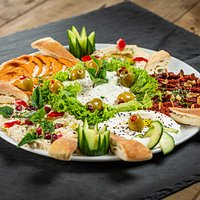 Mixed Mezze Platter